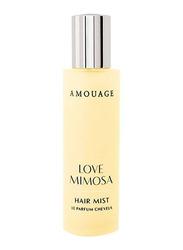 Amouage Love Mimosa Hair Mist for All Hair Types, 50ml