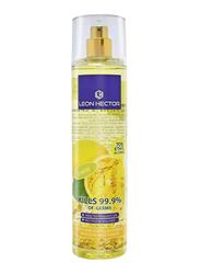 Leon Hector Lemon Sanitizer Spray, 250ml