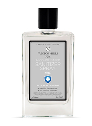 Victor Hills French Collection Sanitizer Spray, Grey, 100ml