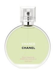 Chanel Chance Eau Fraiche Hair Mist for Women for All Hair Types, 35ml