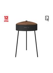 IQ Z2 Wireless Bluetooth Smart Table Speaker, Walnut