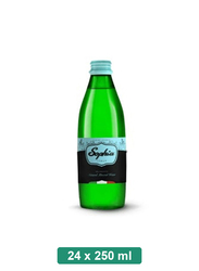 Sophia Italian Natural Still Mineral Water, 24 Glass Bottles x 250ml