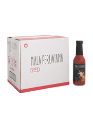 Mala Peruviana Red Tomato Juice, 12 Bottles x 200ml