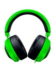 Razer Kraken Pro V2 Analog Esports Gaming Wired Over-Ear Noise Cancelling Headphones, Green