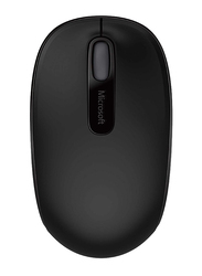 Microsoft U7Z-00001 1850 Wireless Mouse, Black