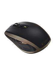 Logitech MX Anywhere 2 Wireless Mouse, Black