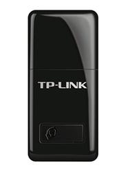 TP-Link TL-WN823N 300Mbps Mini Wireless N USB Adapter, Black