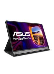 Asus 15.6-inch Zenscreen Go Full HD LED Portable USB Monitor, MB16AP, Black