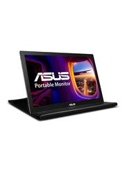 Asus 15.6-inch Full HD LED Portable Monitor, MB169B, Black