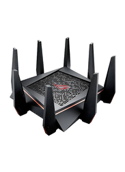 Asus ROG Rapture GT-AC5300 Tri-band WiFi Gaming Router, Black