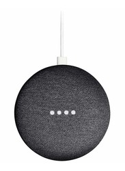 Google Home Mini Wireless Smart Speaker & Home Assistant, Black
