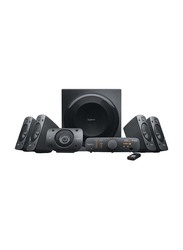 Logitech Z906 5.1 Surround Sound Speaker System with Remote Control, Black