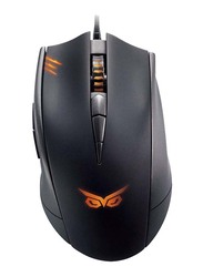 ASUS 90YH00C1-BAUA00 Strix Claw Optical Wired Gaming Mouse, Black