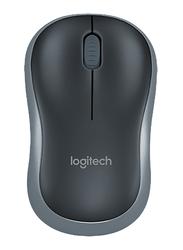 Logitech M185 Wireless Mouse, Grey