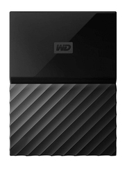 Western Digital 4TB HDD My Passport Portable External Hard Drive, USB 3.0, WDBYFT0040BBK, Black