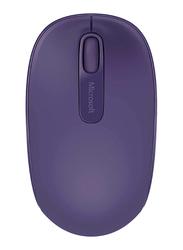 Microsoft U7Z-00044 1850 Wireless Mobile Mouse, Purple