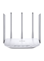 TP-Link Archer C60 AC1350 Wireless Dual Band Router, White