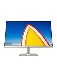 HP 24 Inch Ultra Slim Full HD LED Monitor, 24fw, Silver