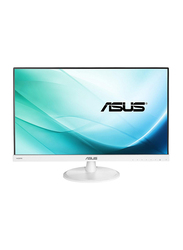 ASUS 23 Inch Full HD LCD Gaming Monitor, VC239H-W, White
