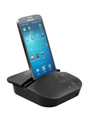 Logitech P710e Mobile Speakerphone With Instant Conference Room, Black