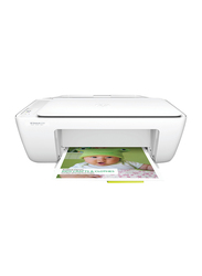 HP DeskJet 2130 All-in-One Printer, White