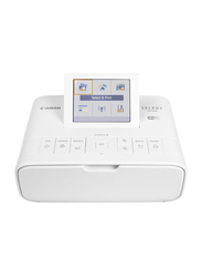 Canon Selphy CP1300 Compact Photo Printer, White