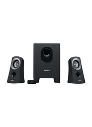 Logitech Z313 Rich Balanced Sound Speaker System With Subwoofer, Black