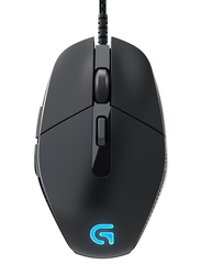 Logitech G303 Daedalus Apex Wired Gaming Mouse, Black