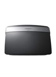 Cisco Linksys E2500 Advanced Dual-Band N Router, Black