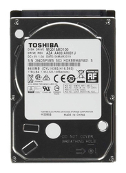 Toshiba 1TB HDD Internal SATA Laptop Hard Drive, MQ04ABF100, Black