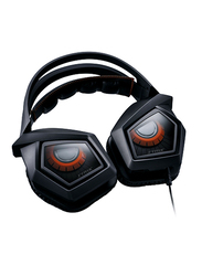 Asus Strix Pro Gaming Over-Ear Noise Cancelling Headphones, Black