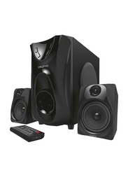 Creative SBS E2400 Multi-Purpose 2.1 Home Entertainment System with Remote, Black