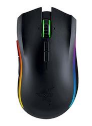 Razer RZ01-01360100-R3A1 Mamba Gaming Wireless Mouse, Black