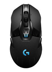 Logitech G900 Chaos Spectrum Professional Grade Wired/Wireless Gaming Mouse, Black