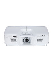 ViewSonic PG800W FHD 3D DLP Wireless Networkable Projector, 5000 Lumens, White