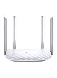 TP-Link Archer C50 AC1200 Wireless Dual Band Router, White