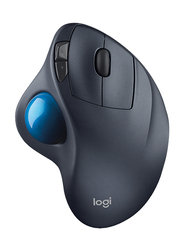 Logitech M570 Trackball Wireless Mouse, Black