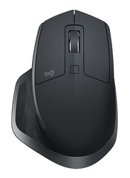 Logitech MX Master 2S Bluetooth Wireless Mouse, Graphite