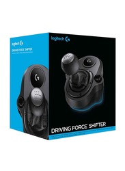 Logitech G29 Driving Force Shifter for Playstation PS3 PS4 And PC, Black