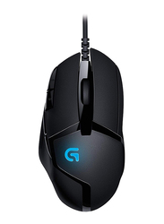 Logitech G402 USB Wired Mouse for PC and Laptop, Black