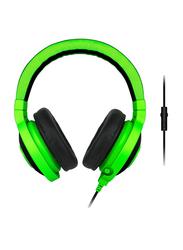 Razer Kraken Pro Gaming Wired Over-Ear Noise Cancelling Headphones, Green