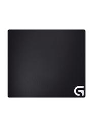 Logitech 943-000100 G440 Hard Gaming Mouse Pad for High DPI Gaming, Black