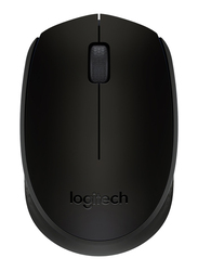 Logitech M171 Wireless Mouse, Black