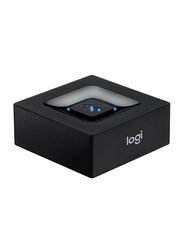 Logitech Bluetooth Audio Receiver, Black