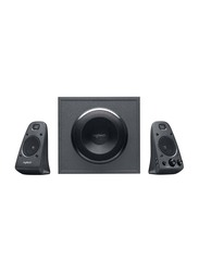 Logitech Z625 Speaker System With Powerful THX Sound, Black