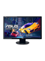 ASUS 24 Inch Full HD LED Monitor, VE248HR, Black