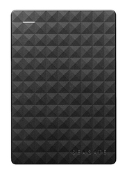 Seagate 1TB HDD Expansion Portable Hard Drive, USB 3.0, STEA1000400, Black