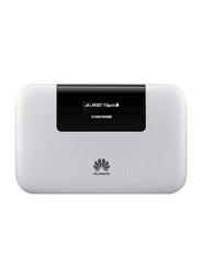 Huawei 5200mAh Wired Power Bank with Micro-USB Input and Mobile WiFi Pro, with 4G LTE and Single LAN Port, White