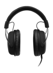 HyperX Cloud Gaming Wired Over-Ear Noise Cancelling Headphones, Gun Metal
