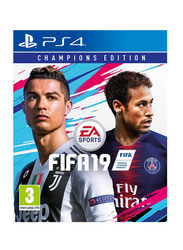 FIFA 19 Champions Edition for PlayStation 4 (PS4) by Electronic Arts